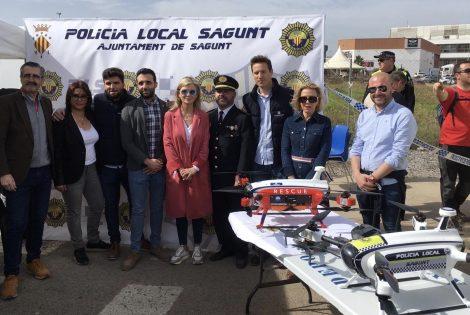 MILES DE PERSONAS Y ALUVIÓN DE  AUTORIDADES EN LA FERIA DE EMERGENCIAS
